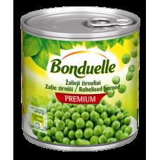 Kons.Zirnīši zaļie 0.4kg Bond.