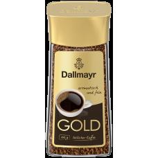 Kafija Dallmayr gold šķīst.100g