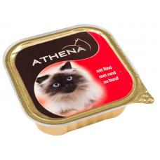 Kaķu b.Athena ar liellopu gaļu 100G