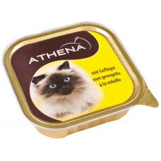 Kaķu b.Athena ar vistas gaļu 100G