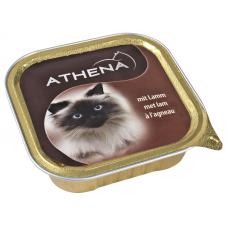 Kaķu b.Athena ar jēra gaļu 100G