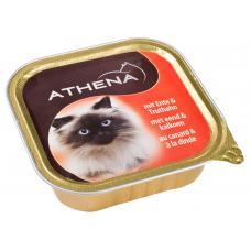 Kaķu b.Athena ar pīli un tītaru 100G