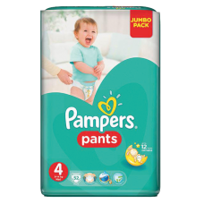 AUTIŅBIKSĪTES PAMPERS PANTS S4 52GAB
