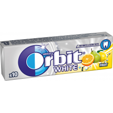 Košļ.gum.Orbit fruit