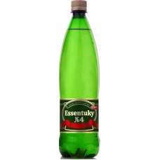 Dzēriens ar dabīgo sāļu saturu gāzēts Nr.4 1L PET