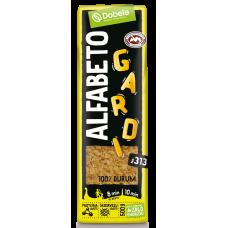 Makaroni Dobeles burtiņi 0.5kg