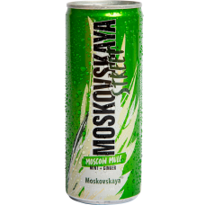 ALK.KOKT.MOSCOW MULE ABV 5% 0.25L CAN