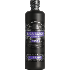 BALZAMS RĪGAS BLACK BALSAM CURRANT 30% 0.5L