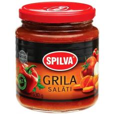 Kons.Salāti Grila 0.53kg Spilva