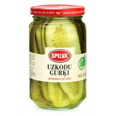 Kons.Gurķi saldsk.marin.0.24kg Spilva