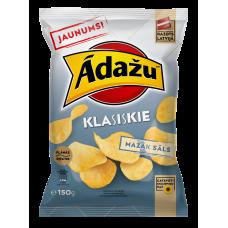ČIPSI ĀDAŽU KLASISKIE 150G