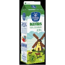 Kefīrs Limbažu 2.5% 1kg