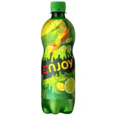 Dzēriens Enjoy citronu-laima 0.5l