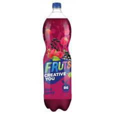 Dzēriens Fruts Sarkano ogu 1.5l PET