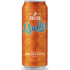 ALUS ZELTA RADLER GRAPEFRUIT 2.0% 0.5LCAN
