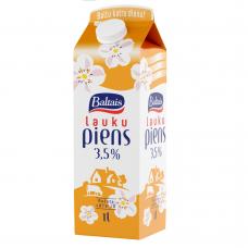 PIENS BALTAIS 3.5% 1L TP