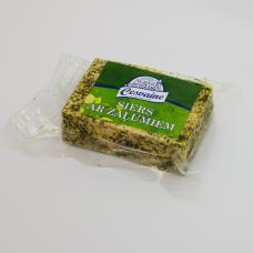 Siers ar zaļumiem Cesvaines 0.24kg
