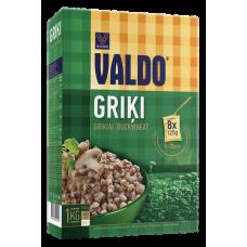 Griķi 8x 0.125kg Valdo