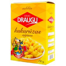 Kukurūzas nūjiņas Draugu saldās 0.13kg