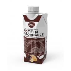 Dzēriens protein performance banānu 0.33L TETRA