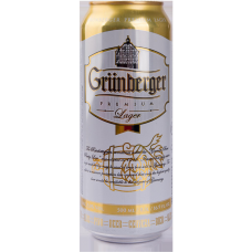 ALUS GRUNBERGER 5% 0.5L CAN