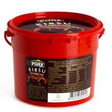 Ievārījums Ķiršu 0.41kg Pūre