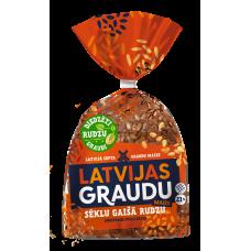 Maize Latvijas graudu sēklu gaišā rudzu 0.39 kg