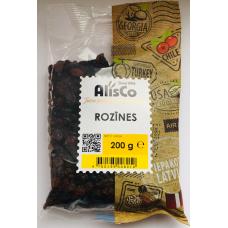 Rozīnes Sultana 0.2kg