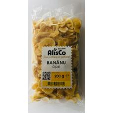 Banānu čipsi 0.2kg Alis Co