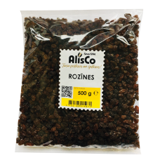 Rozīnes 0.5kg Alis Co