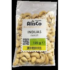 Rieksti Indijas 120g Alis Co