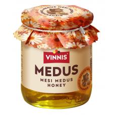 Medus Vinnis dažādu ziedu 0.5kg