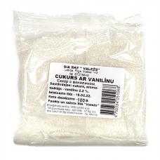 Garšv.Vaniļas cukurs 100g