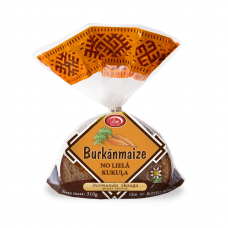 Maize Burkānmaize 0.31kg Lāči