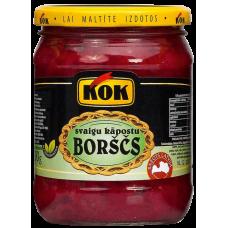 Zupa Borščs sv.kāp.0.5kg Kok