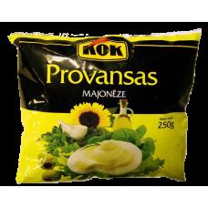 Majonēze Provansas 0.25kg Kok