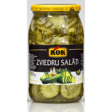 Kons.Salāti Zviedru 0.8kg Kok
