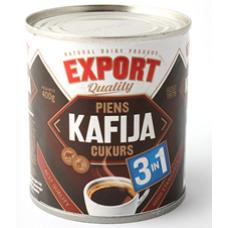 P/k Kafija ieb.ar cukuru 0.4kg