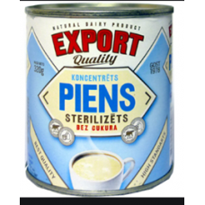P/k Piens bez cukura 0.32kg