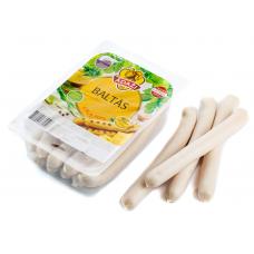 Desiņas Baltās Garšīgās ar sieru bez E621 0.4kg