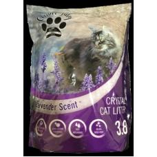 Smiltis kaķiem CLEAN & TIDY Lavanda 3.8L