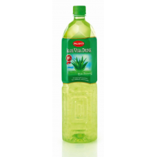 DZĒRIENS ALEO ALOE VERA NATURAL 1.5L PET
