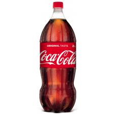 Dzēriens Coca-Cola 2L PET