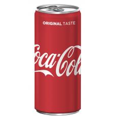 Dzēriens Coca Cola 0.2L CAN