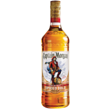 RUMS CAPTAIN MORGAN SPICED GOLD 35% 1L