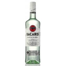 RUMS BACARDI CARTA BLANCA 37.5% 0.7L