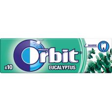Košļ.gum.Orbit eucalyptus