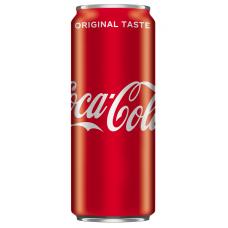 Dzēriens Coca-Cola 0.33L CAN