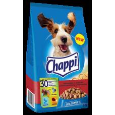 Suņu b.Chappi ar liellopu un mājputnu gaļu 0.5kg