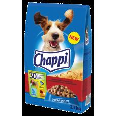 Suņu b.Chappi liellopu un mājputnu gaļu 2.7kg
